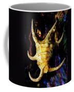 The Arthritic Spider Conch Seashell Coffee Mug