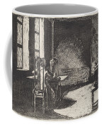 The Artist In His Mother's Room, Danzig Coffee Mug
