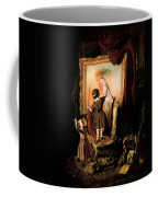 The Artist's Dream Coffee Mug