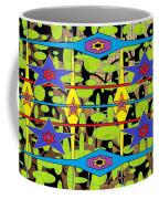 The Arts Of Textile Designs #28 Coffee Mug