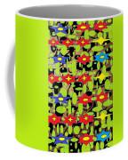 The Arts Of Textile Designs #42 Coffee Mug