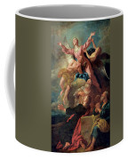 The Assumption Of The Virgin Coffee Mug by Jean Francois de Troy