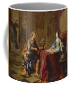 The Astronomy Lesson Of The Duchesse Du Maine Coffee Mug