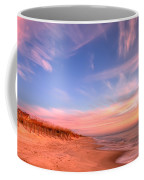 The Atlantic Coast At Sunrise Coffee Mug