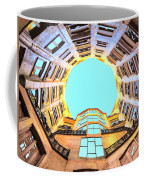 The Atrium At Casa Mila Coffee Mug