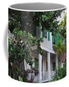 The Audubon House - Key West Florida Coffee Mug