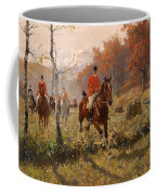 The Autumn Hunt Coffee Mug