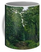 The Avenue Of Chestnut Trees Coffee Mug