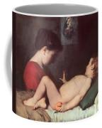 The Awakening Child Coffee Mug