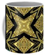 The Aztec Golden Treasures Coffee Mug