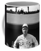 The Babe - Red Sox Coffee Mug
