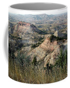 The Badlands Coffee Mug