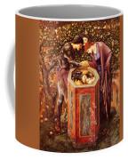 The Baleful Head 1887 Coffee Mug