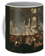 The Ballet Scene From Meyerbeer's Opera Robert Le Diable Coffee Mug by Edgar Degas