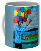 The Balloon Vendor Coffee Mug