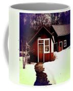 The Bally House Greenhouse Coffee Mug