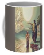 The Baptism Of Christ Coffee Mug