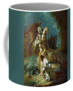 The Baptism Of The Eunuch After Rembrandt Harmenszoon Van Rijn Coffee Mug