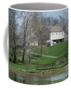 The Barn Along The Tulpehocken Coffee Mug
