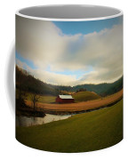 The Barn On Green Acres Coffee Mug