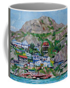 The Battery Coffee Mug
