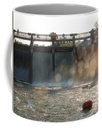 The Barton Lake Dam Coffee Mug