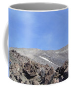 The Base Of Mt St Helens  Coffee Mug
