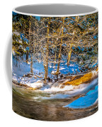 The Basin At Franconia Notch Coffee Mug