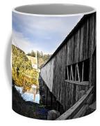The Bath Covered Bridge Coffee Mug