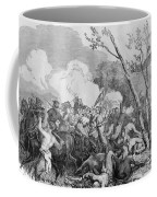 The Battle Of Bull Run Coffee Mug by War Is Hell Store
