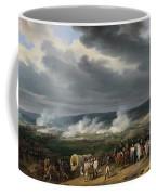 The Battle Of Jemappes Coffee Mug