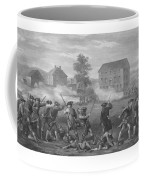 The Battle Of Lexington Coffee Mug by War Is Hell Store