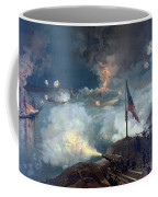 The Battle Of Port Hudson - Civil War Coffee Mug