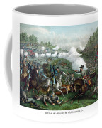 The Battle Of Winchester Coffee Mug