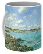 The Bay Of Douarnenez Coffee Mug