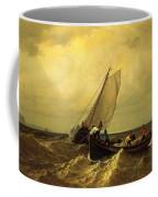 The Bay Of Fundy Coffee Mug
