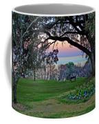 The Bay View Bench Coffee Mug