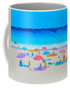 The Beach Holiday Coffee Mug