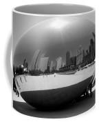 The Bean B-w Coffee Mug