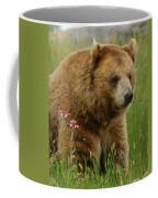 The Bear 1 Dry Brushed Coffee Mug