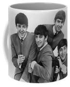 The Beatles, 1963 Coffee Mug by Granger