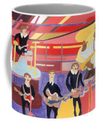 The Beatles And Louis Armstrong Coffee Mug
