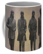 The Beatles N F Coffee Mug