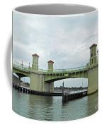 The Beautiful Bridge Of Lions Coffee Mug