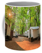 The Beautiful Half Dome Village Coffee Mug