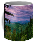 The Beautiful Olympic Mountains At Dawn - Olympic National Park, Washington Coffee Mug