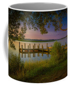 The Beautiful Patuxent Coffee Mug by Cindy Lark Hartman