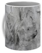 The Beautiful Rhino Coffee Mug