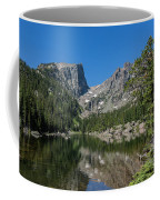 The Beautiful The Louch Lake With Reflection And Clear Water Coffee Mug