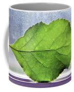 The Beauty Of A Leaf Coffee Mug